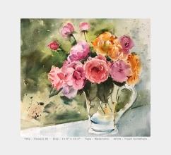 TK02 Roses INR3,500